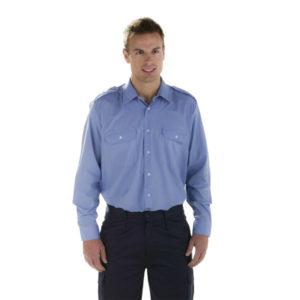 camisas-de-trabajo-azul