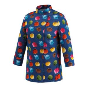 chaqueta-cocinero-estampada-azul-helado