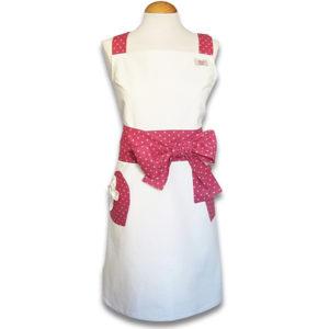delantal-blanco-lazo-rosa