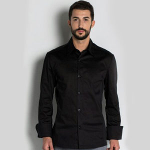 chaqueta-cocinero-camisa-negro