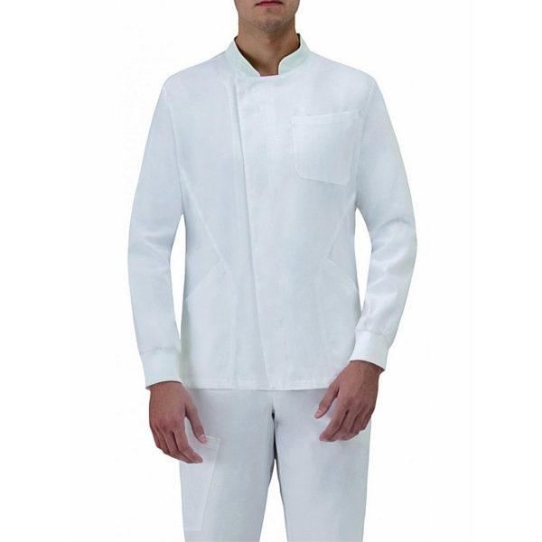 Chaqueta blanca hombre