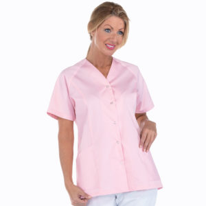 Chaqueta rosa para mujer